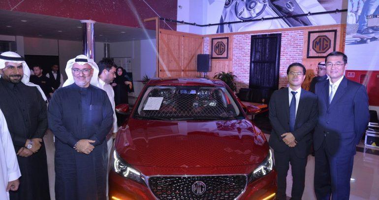سيارات MG تتوسع في السعودية مع الكشف عن طراز MG6