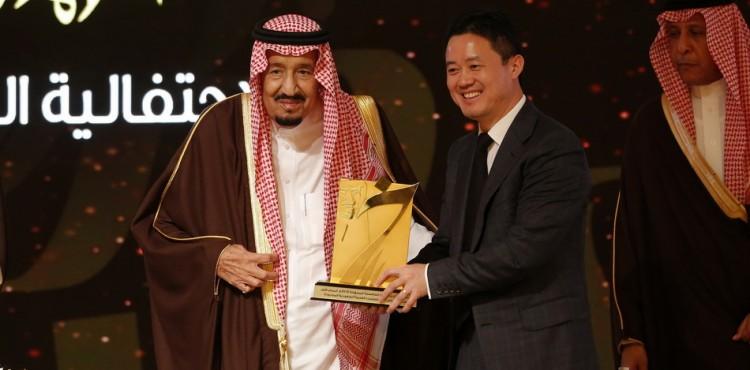 هواوي السعودية تنال جائزة الملك خالد للتنافسية المسؤولة