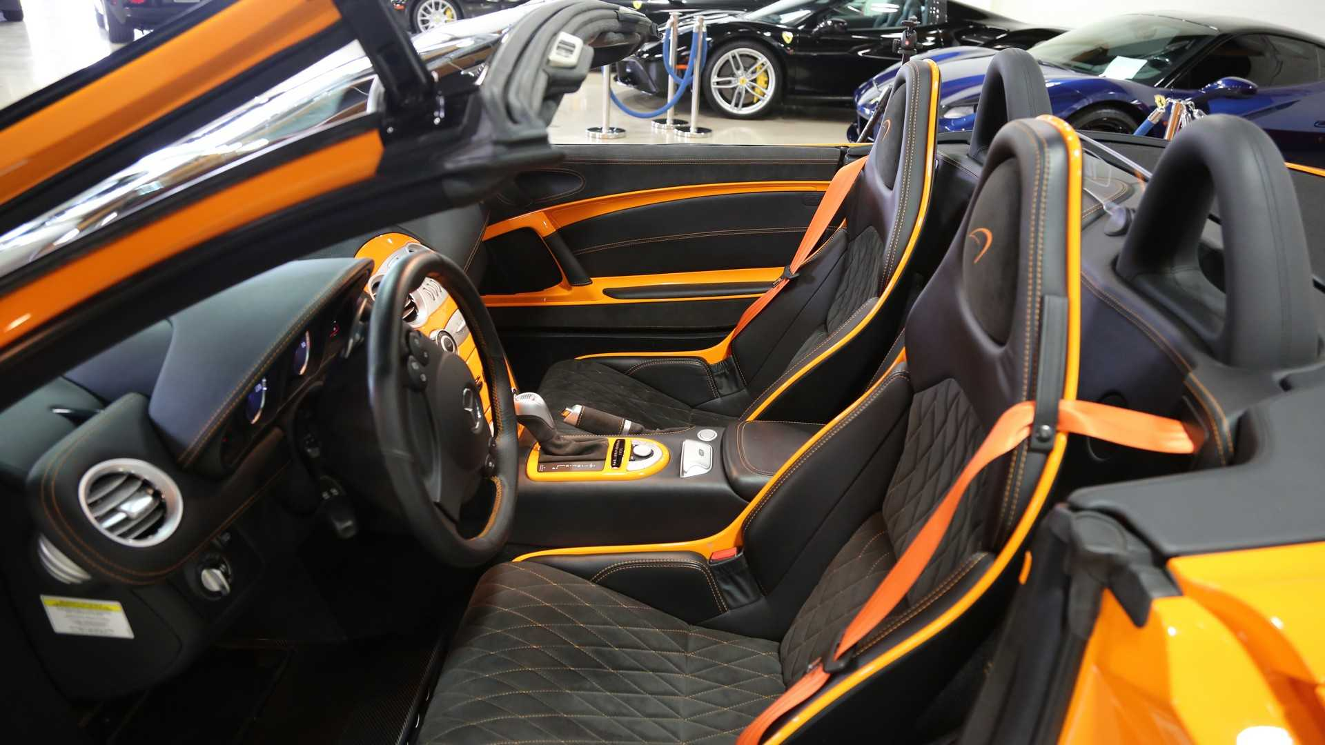 مرسيدس-بنز SLR 722