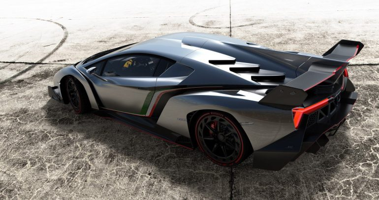 لامبورجيني فينينو السيارة الأكثر شراسة من علامة الثور الهائج