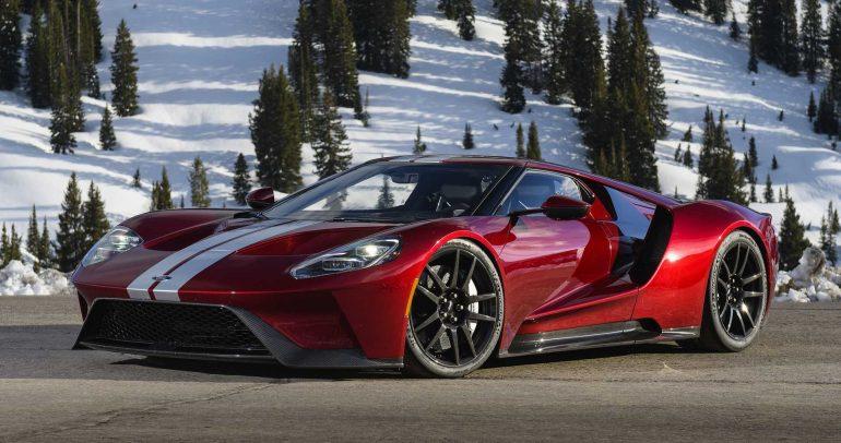 علبة التروس في فورد GT تكلفتها تبلغ ضعفي نظيرتها مرسيدس-بنز AMG-GT، مالسبب؟