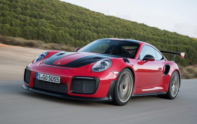 كلوب سبورت توفر حزمة جديدة لبورشه 911 GT2 RS لمزيد من الحماية