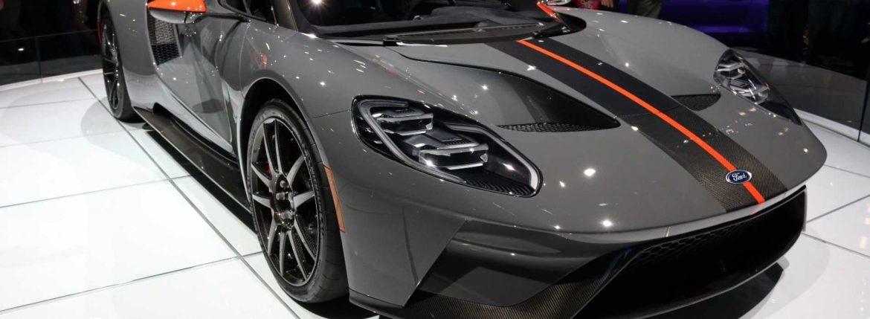 فورد GT بالإصدار الكربوني