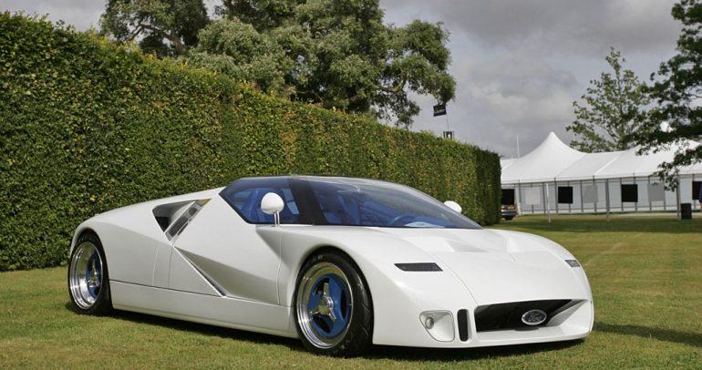 فورد GT90 الاختبارية ذات التصميم الثوري