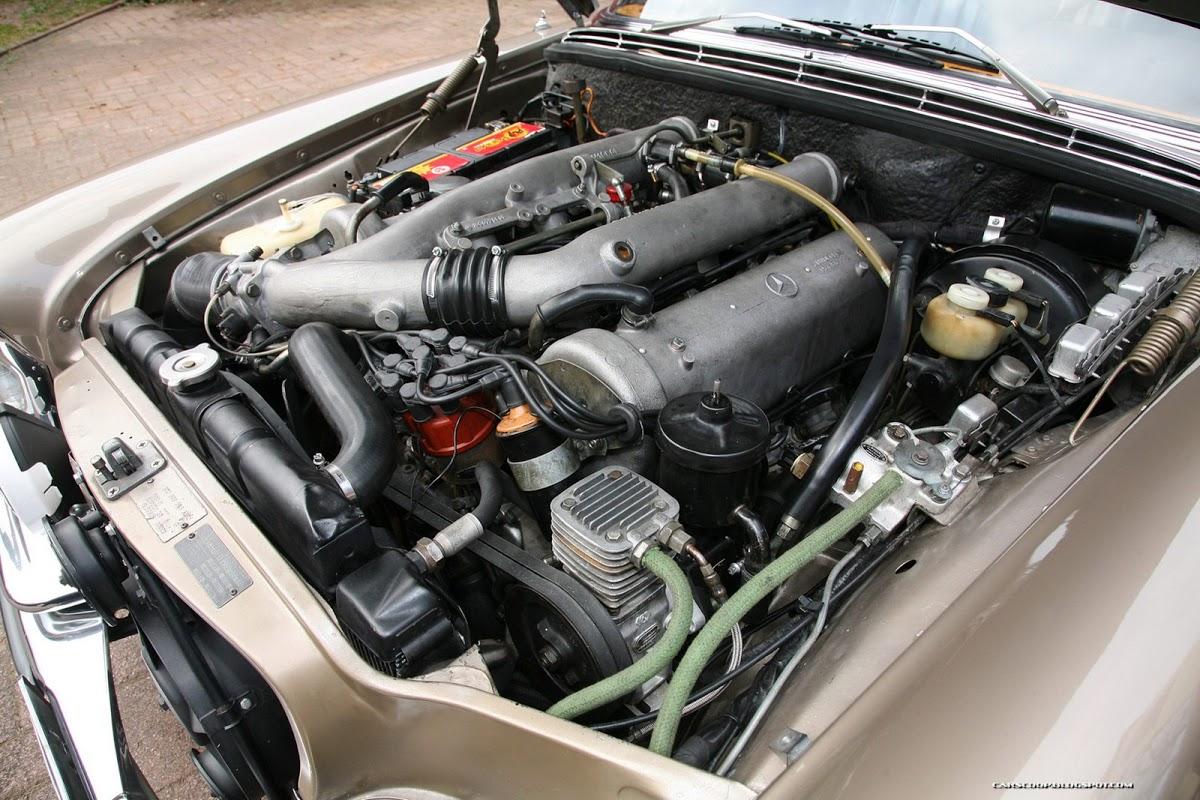 مرسيدس-بنز الفئة S طراز W108/109