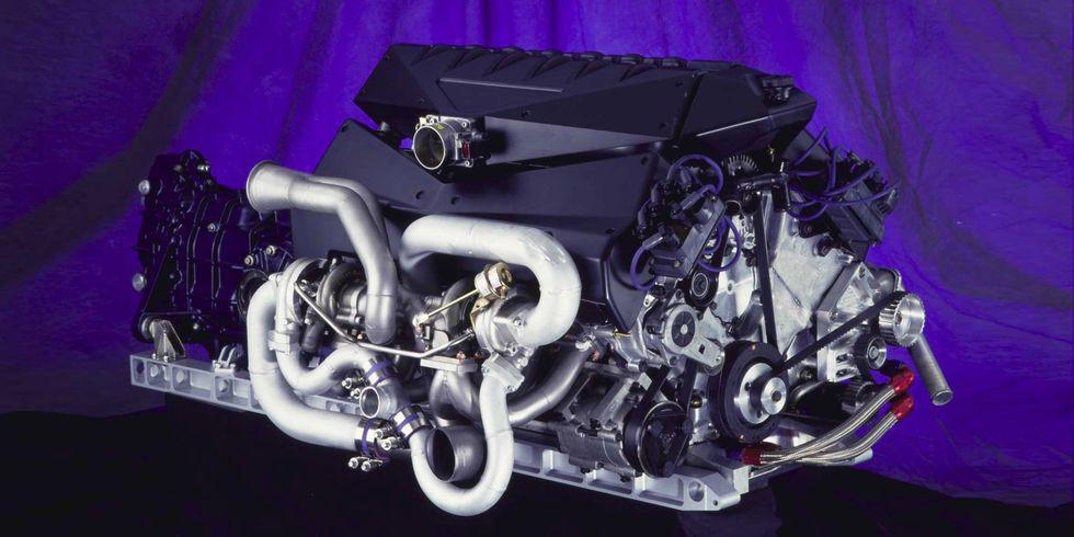 فورد GT90 الاختبارية