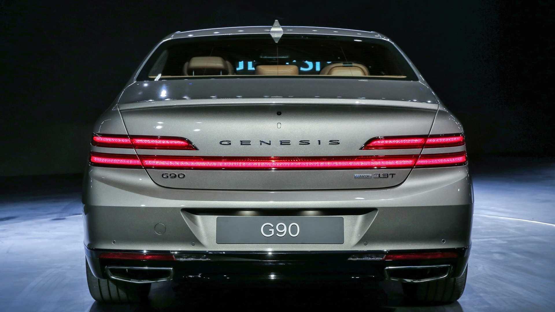 جينيسيس G90
