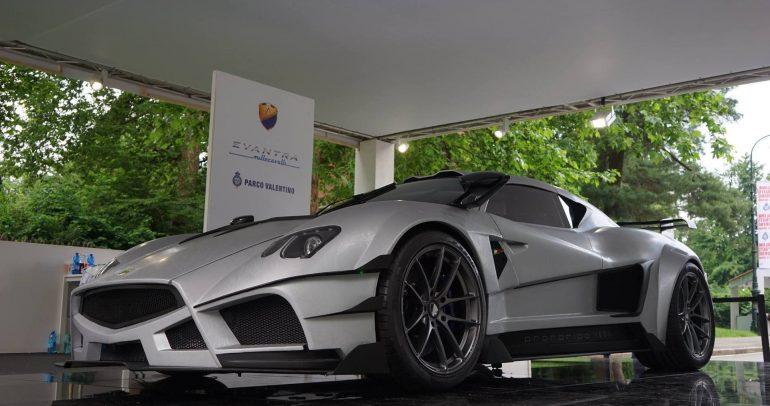 مازانتي إيفانترا ميليكافالي : السيارة الإيطالية المميزة