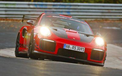 بورشه 911 GT2 RS MR