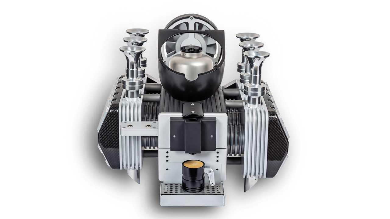 آلة صنع إسبرسو