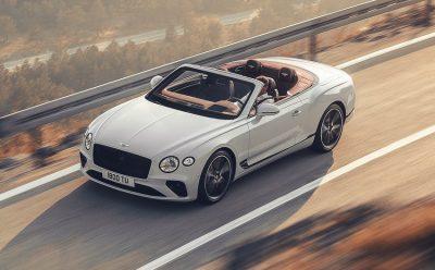 أبرز مواصفات بنتلي كونتيننتال GT كونفرتبل الجديدة