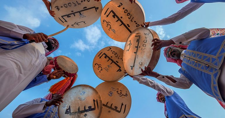 النهدي يفوز بجائزة مسابقة ألوان السعودية للتصوير الضوئي