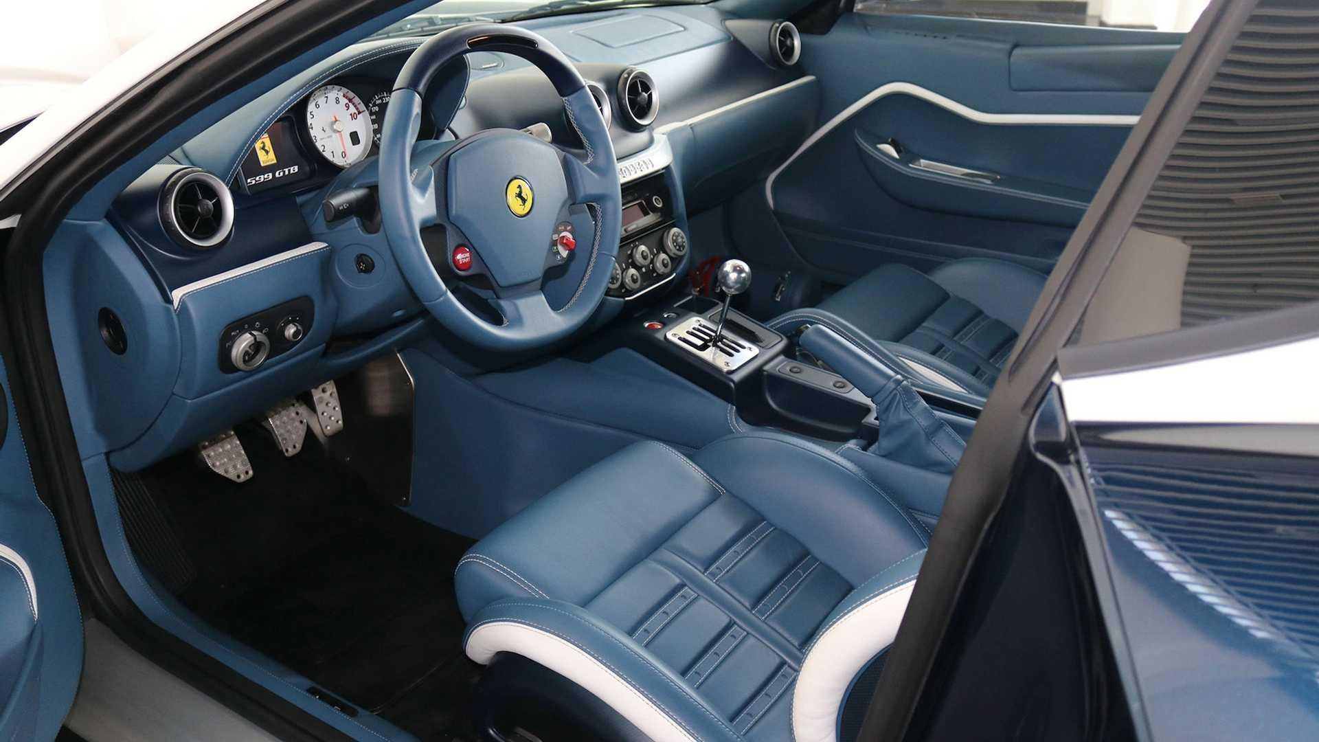 فيراري 599 GTZ نيبيو زاجاتو