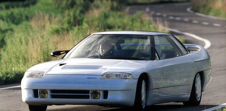 مازدا MX03 الإختبارية