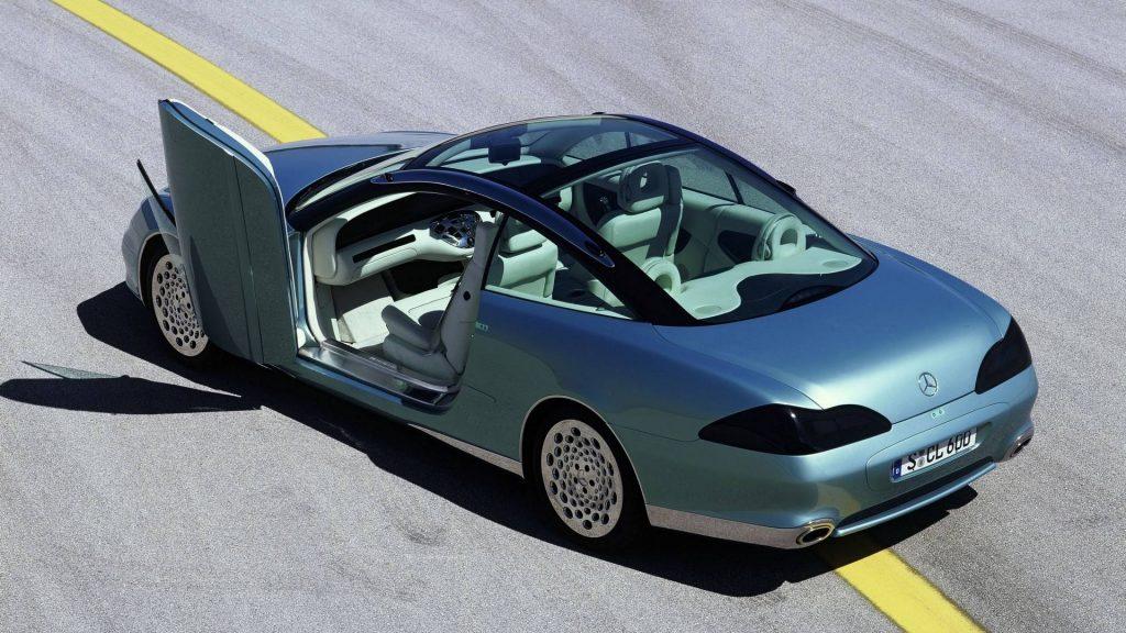 مرسيدس-بنز F200