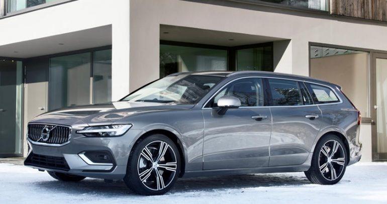 فولفو V60 لعام 2019 : سيارة الستايشن واجن الأكثر جاذبية