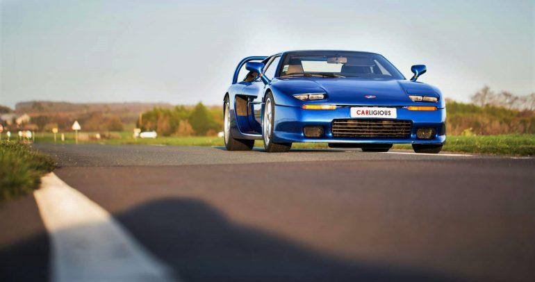 فينتوري 400 GT : السيارة الفرنسية المميزة التي لم تسمع عنها من قبل