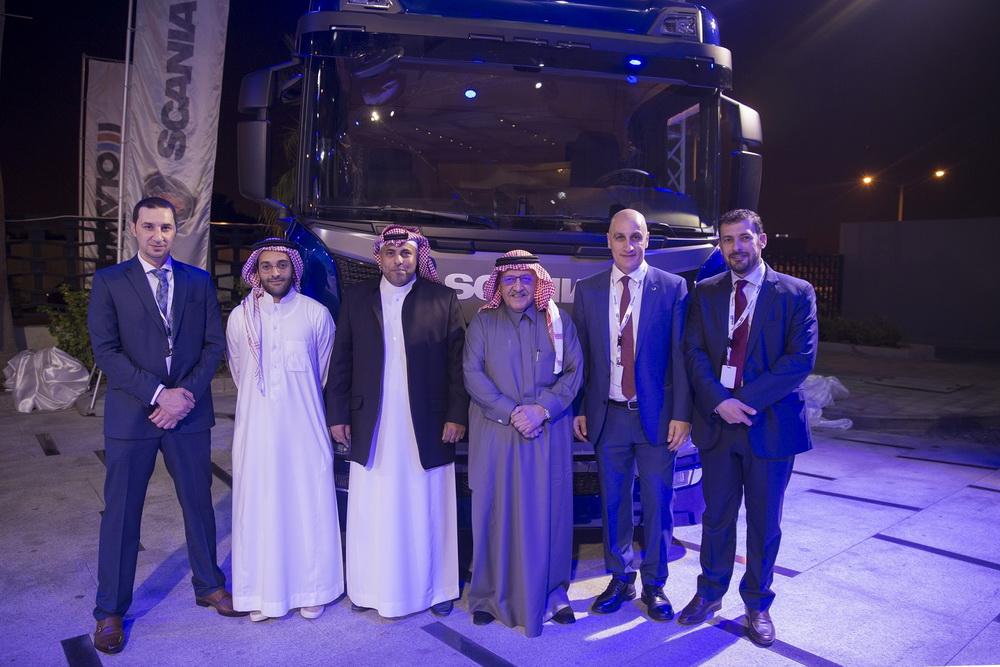 إطلاق جيل جديد من الشاحنات في السعودية