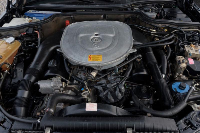 مرسيدس-بنز الفئة S طراز W126