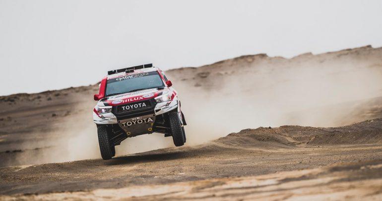 داكار 2019 : العطية يفوز بالمرحلة التاسعة ويقترب من لقبه الثالث