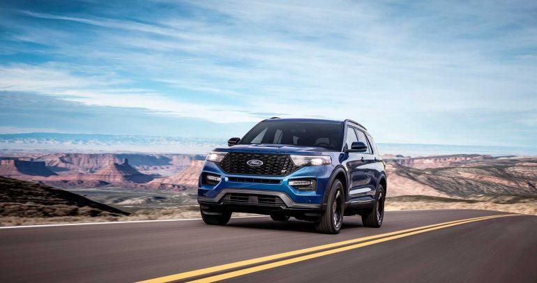 معرض ديترويت للسيارات لعام 2019: فورد إكسبلورر 2020 الجديدة بخيارات مميزة للمحركات