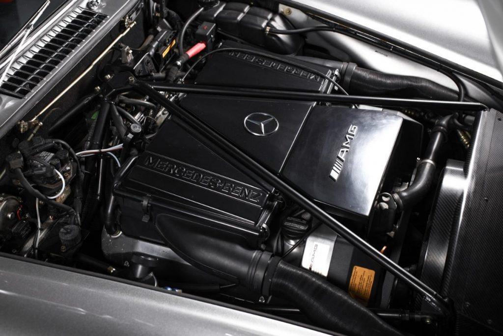 مرسيدس-بنز 300SL المعدلة