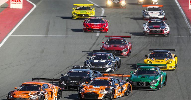 """أودي سبورت لسباقات العملاء ينطلق بقوة في موسم سباقات السيارات 2019: في سباق """"دبي 24 ساعة"""""""
