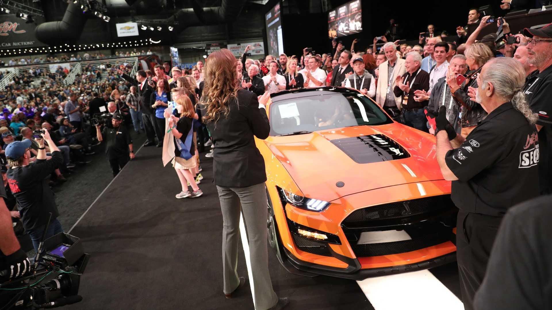 فورد موستانج شيلبي GT500