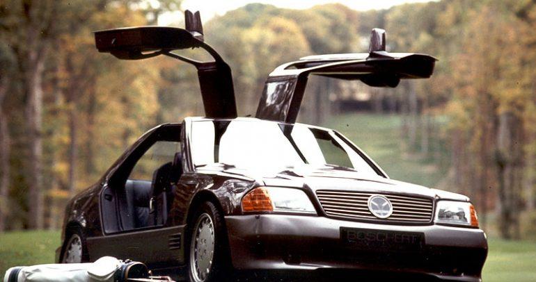 بوشيرت B300 : السيارة المعدلة الأكثر غرابة وندرة في العالم