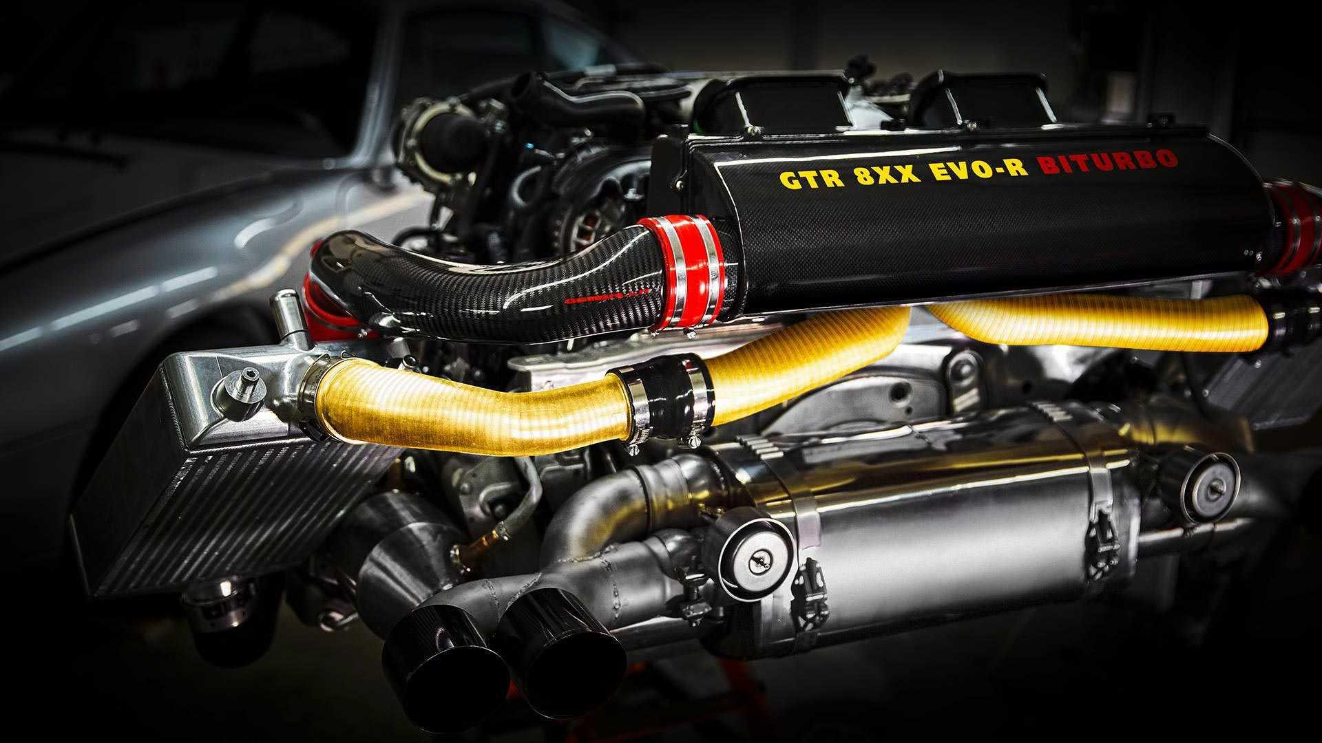 جيمبالا GTR 8XX