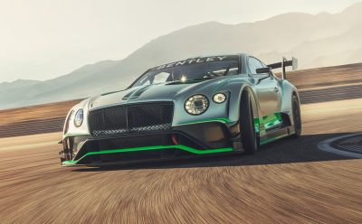 بنتلي كونتيننتال GT3 تنافس بقوة في سباق باثورست 24 ساعة
