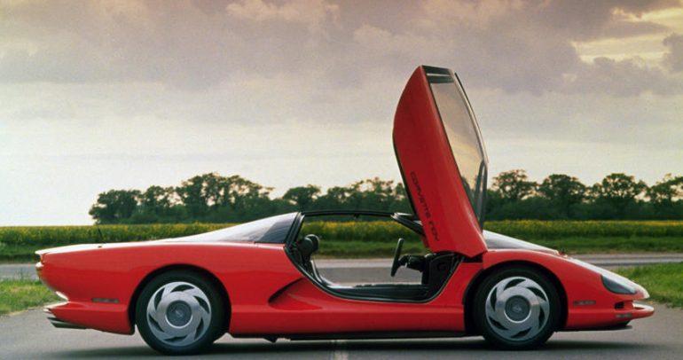 أبرز السيارات الأمريكية الاختبارية من حقبة الثمانينيات في القرن الماضي