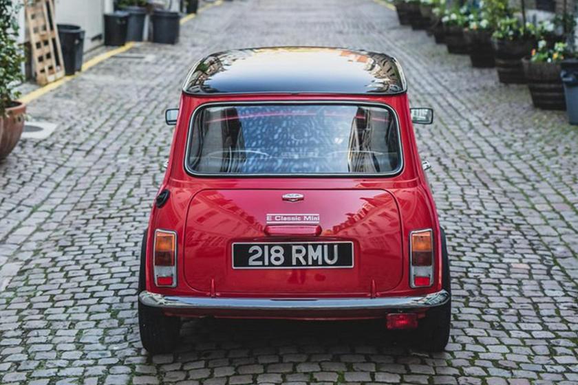 سيارة ميني الكلاسيكية