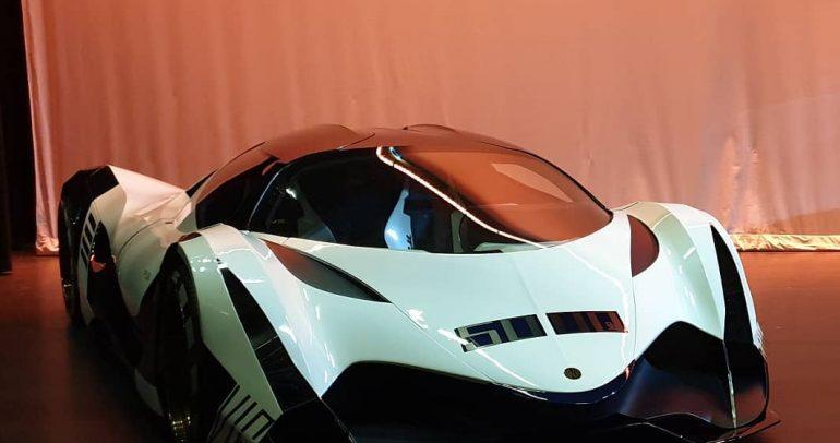 ديفيل سيكستين : السيارة الخارقة التي تتمتع بأرقام أداء جامحة للغاية