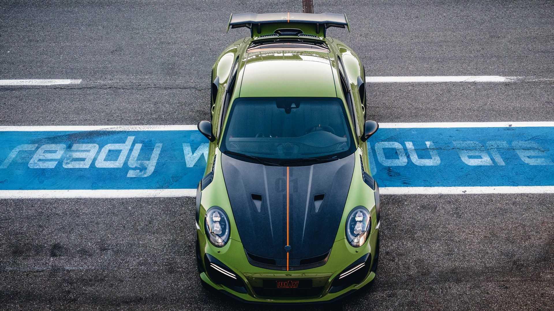تيك آرت GT ستريت RS