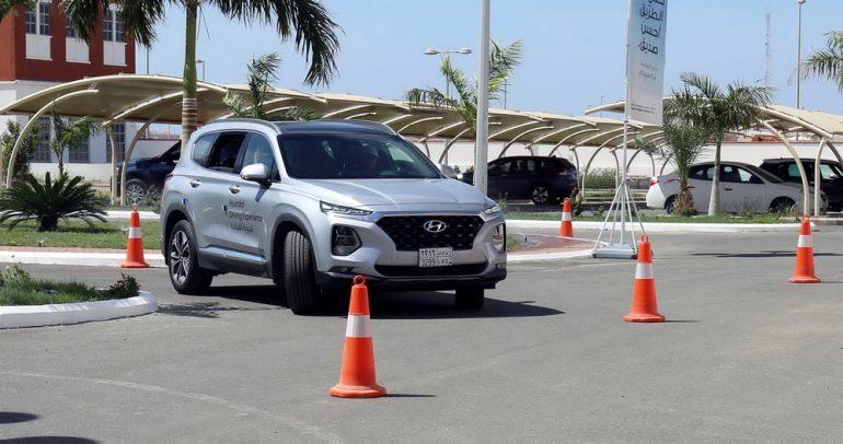 نجاح مبادرة هيونداي للسلامة المرورية في السعودية