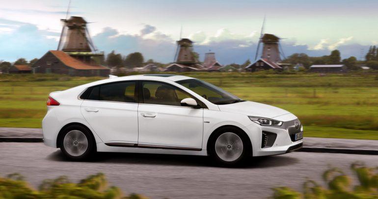 هل اجتازت هيونداي أيونيك أول تقييم عالمي للسيارات الخضراء؟
