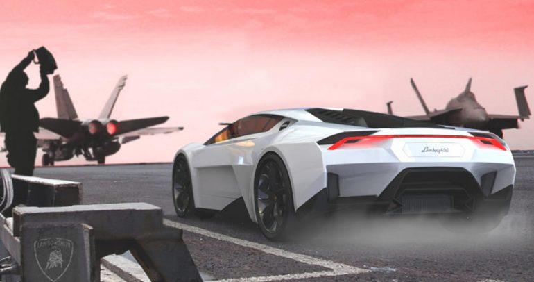 سيارات تم استلهام تصميميها أو بعض أجزائها من الطائرات