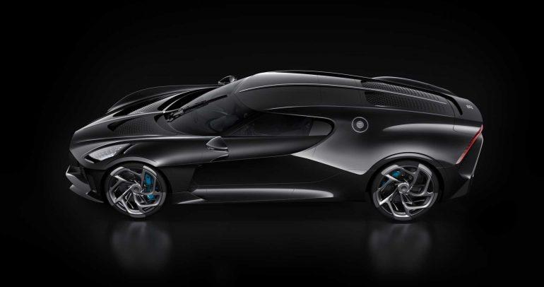 بوجاتي لافواتور نوار الجديدة ربما أصبحت أغلى سيارة جديدة في التاريخ