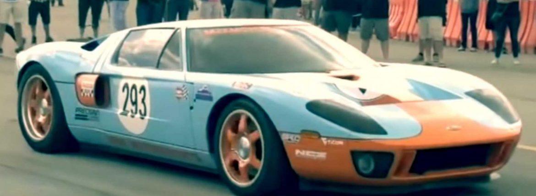 فورد GT المعدلة