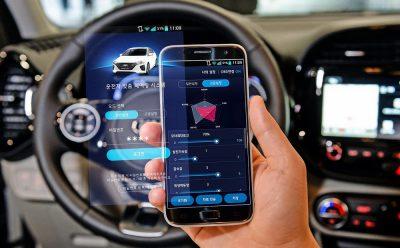 تقنية جديدة للتحكم بالمركبات الكهربائية عن بعد!