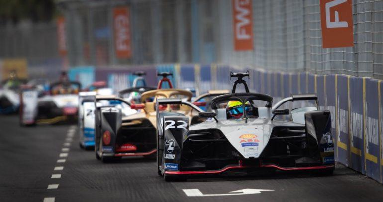 فريق نيسان إي. دامس يستهل أولى سباقات فورمولا إي الأوروبية