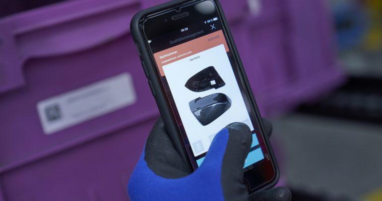 مجموعة بي ام دبليو تستخدم الانترنت والتكنولوجيا الذكية في التصنيع!
