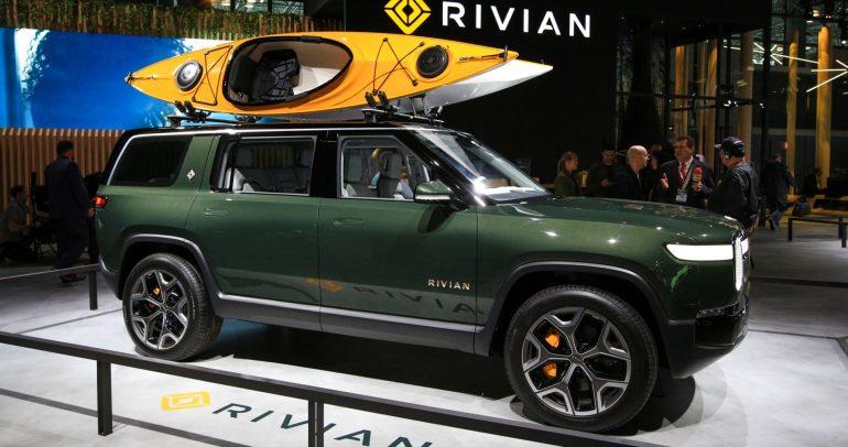 مشروع ريفيان يجذب استثمار ضخم من مجموعة فورد بعد انسحاب جنرال موتورز