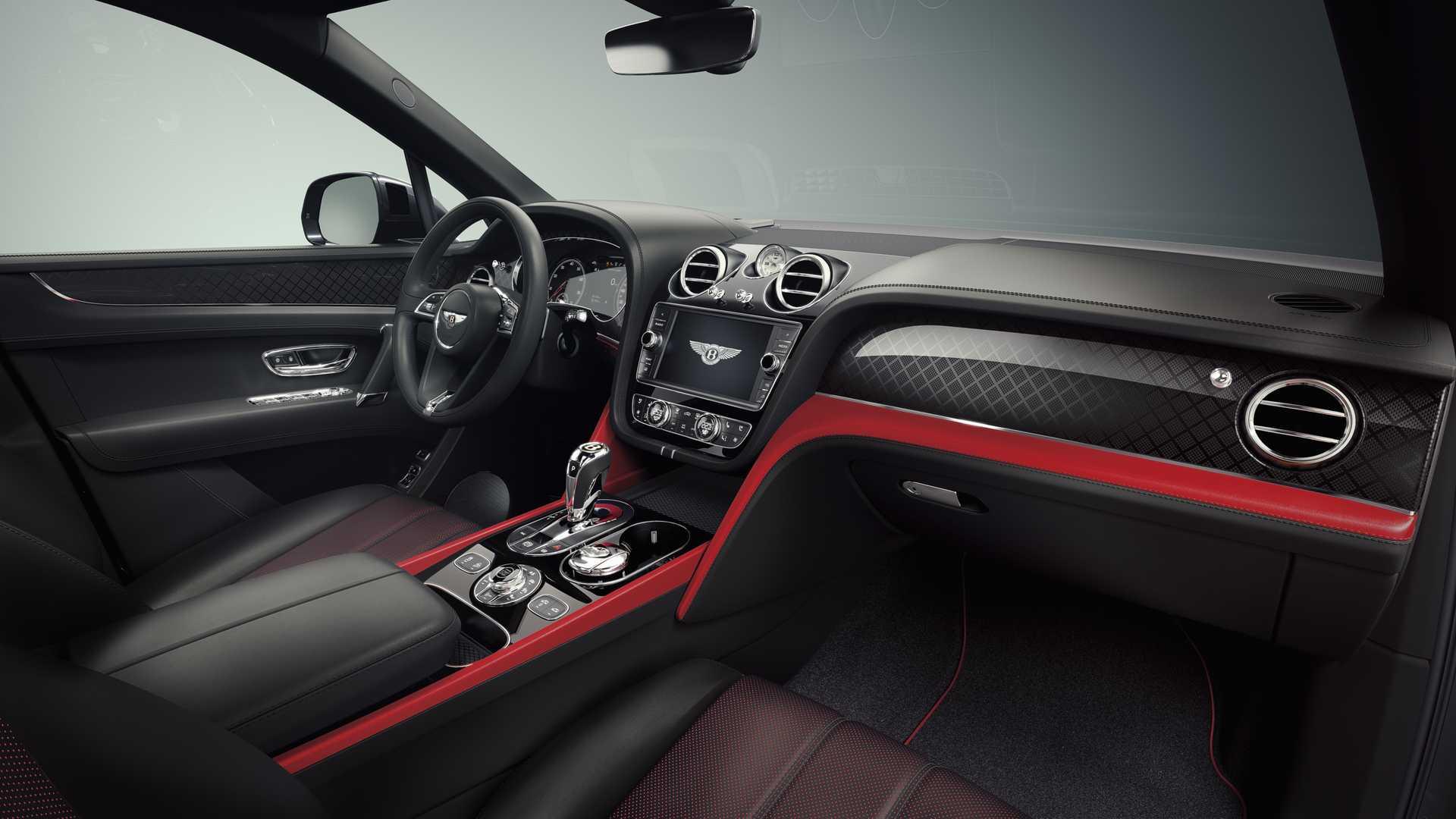 بنتايجا V8 ديزاين سيريز