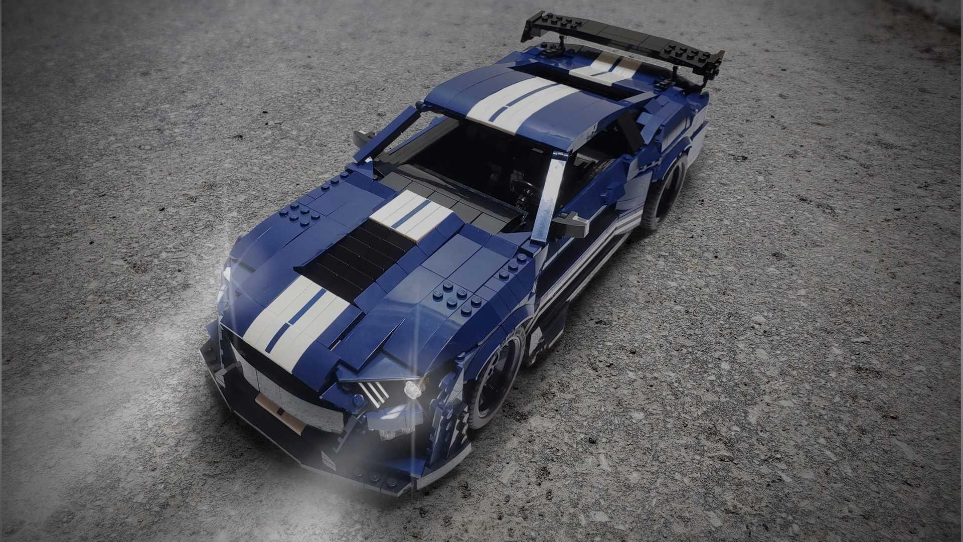فورد موستانج شيلبي GT 500 الجديدة