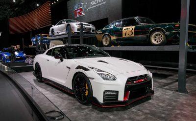 نيسان GT-R نيسمو 2020