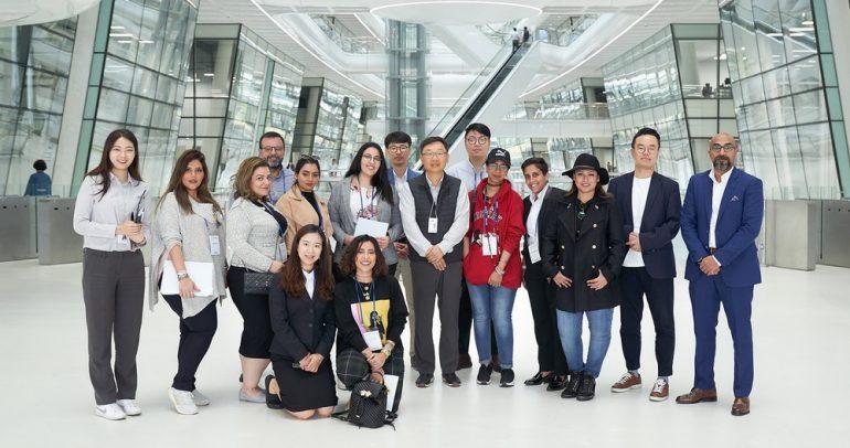 زيارة سعودية إلى مصانع هنكوك للإطارات في كوريا الجنوبية!