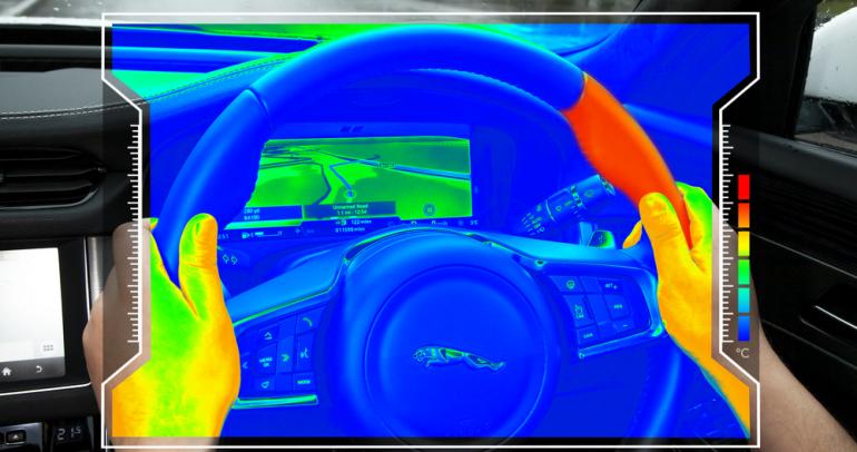 عجلة القيادة الحسية.. تكنولوجيا مبتكرة قد تكون مفيدة جدا