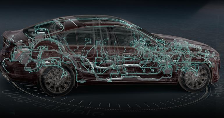 منصة إلكترونية مبتكرة للمرة الأولى في سيارات جنرال موتورز!